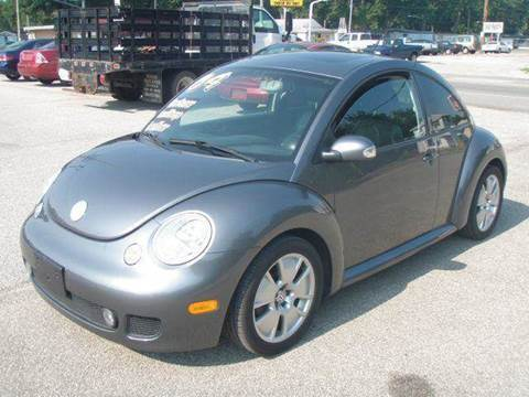 2004 Volkswagen Beetle for sale at Autoworks in Mishawaka IN