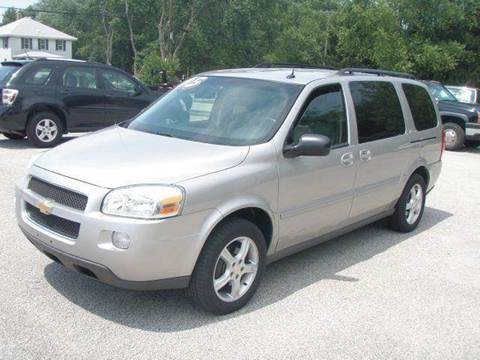 2005 Chevrolet Uplander for sale at Autoworks in Mishawaka IN
