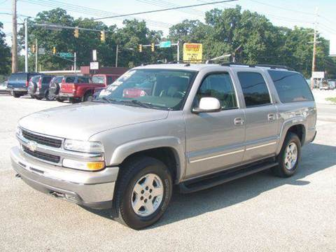 2004 Chevrolet Suburban for sale at Autoworks in Mishawaka IN