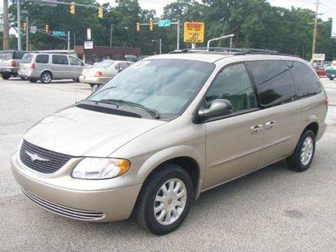 2003 Chrysler Town and Country for sale at Autoworks in Mishawaka IN