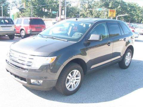 2007 Ford Edge for sale at Autoworks in Mishawaka IN