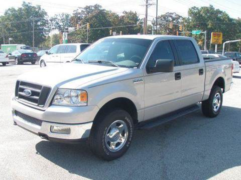 2005 Ford F-150 for sale at Autoworks in Mishawaka IN