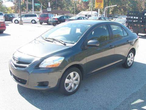 2007 Toyota Yaris for sale at Autoworks in Mishawaka IN