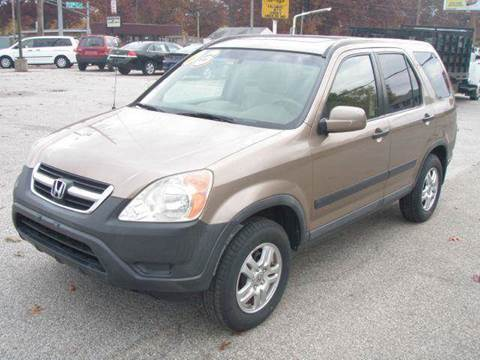 2003 Honda CR-V for sale at Autoworks in Mishawaka IN
