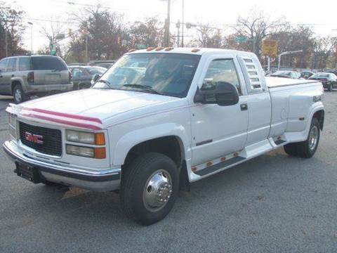 1996 GMC Sierra 3500 for sale at Autoworks in Mishawaka IN
