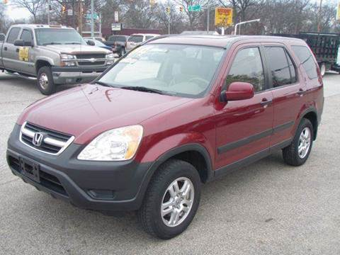 2004 Honda CR-V for sale at Autoworks in Mishawaka IN