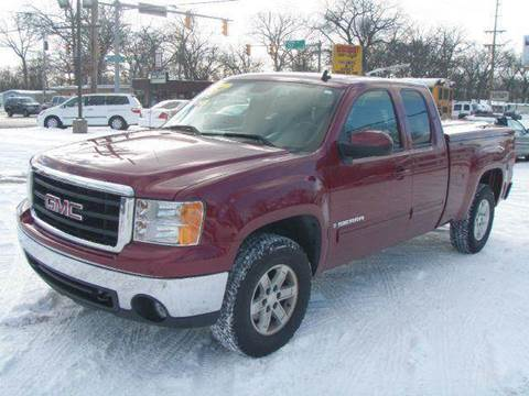 2007 GMC Sierra 1500 for sale at Autoworks in Mishawaka IN
