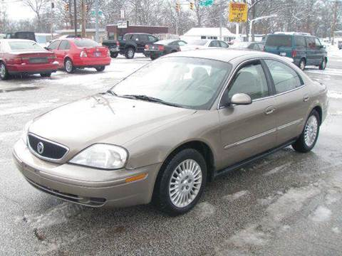 2002 Mercury Sable for sale at Autoworks in Mishawaka IN