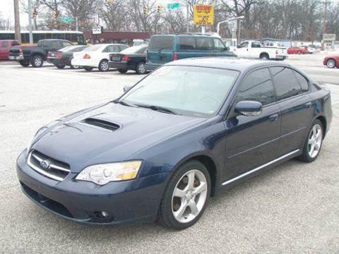 2006 Subaru Legacy for sale at Autoworks in Mishawaka IN