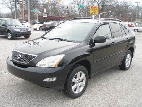 2004 Lexus RX 330 for sale at Autoworks in Mishawaka IN
