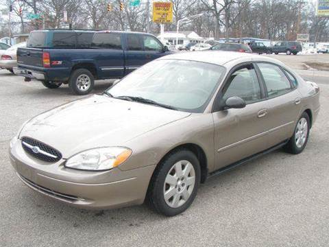 2002 Ford Taurus for sale at Autoworks in Mishawaka IN