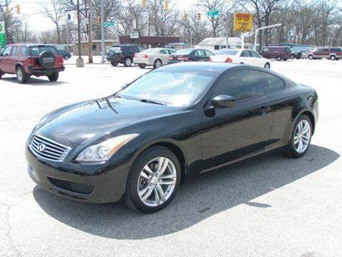 2010 Infiniti G37 for sale at Autoworks in Mishawaka IN