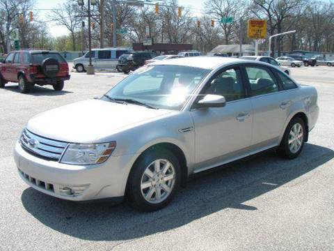 2009 Ford Taurus for sale at Autoworks in Mishawaka IN