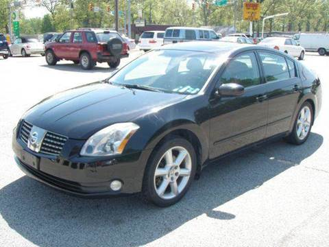 2004 Nissan Maxima for sale at Autoworks in Mishawaka IN