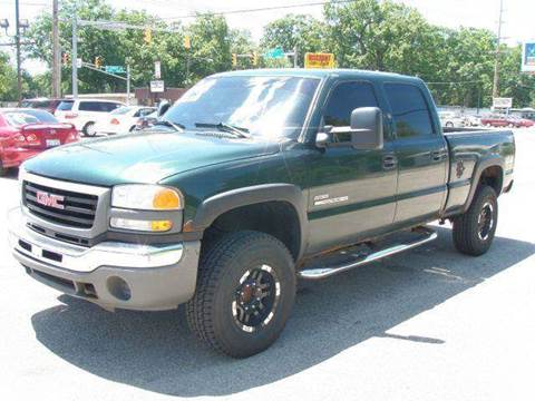 2004 GMC Sierra 2500 for sale at Autoworks in Mishawaka IN