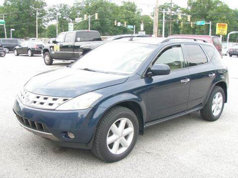 2003 Nissan Murano for sale at Autoworks in Mishawaka IN