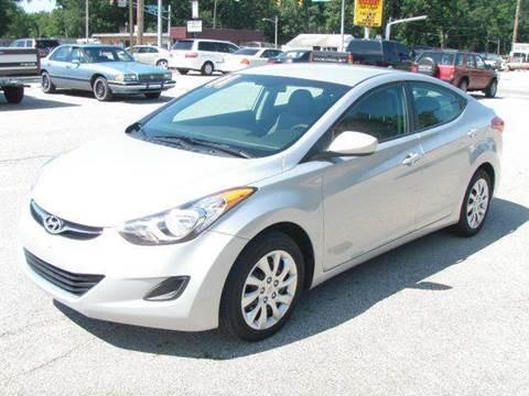 2011 Hyundai Elantra for sale at Autoworks in Mishawaka IN
