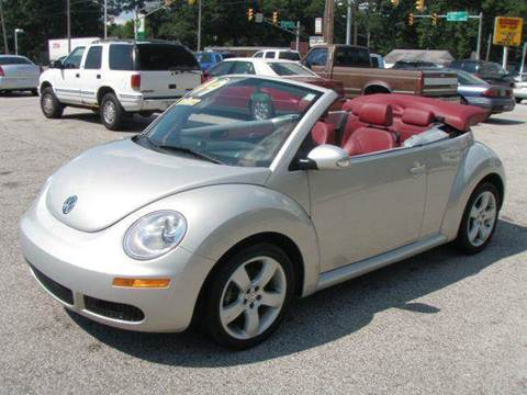 2009 Volkswagen Beetle for sale at Autoworks in Mishawaka IN