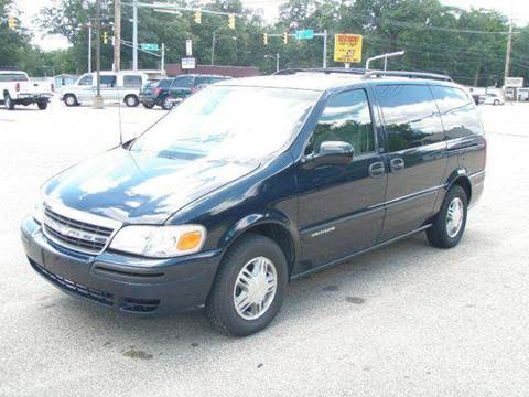 2003 Chevrolet Venture for sale at Autoworks in Mishawaka IN
