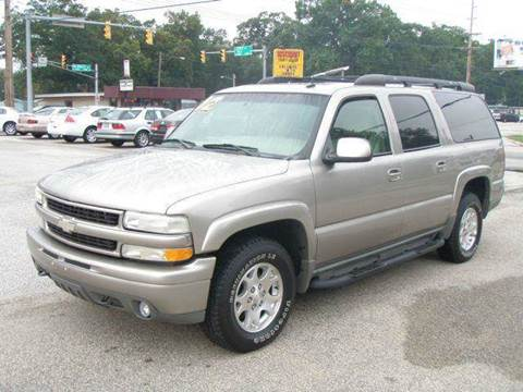 2002 Chevrolet Suburban for sale at Autoworks in Mishawaka IN