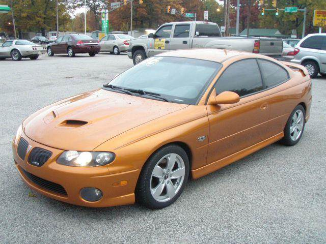 2006 Pontiac GTO for sale at Autoworks in Mishawaka IN