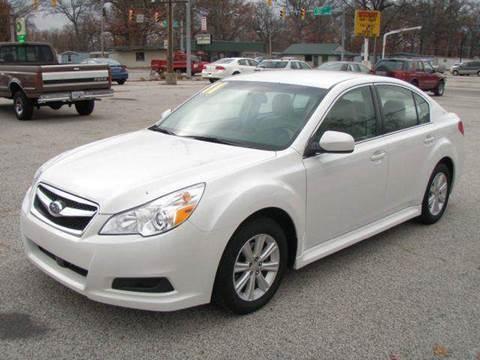2011 Subaru Legacy for sale at Autoworks in Mishawaka IN