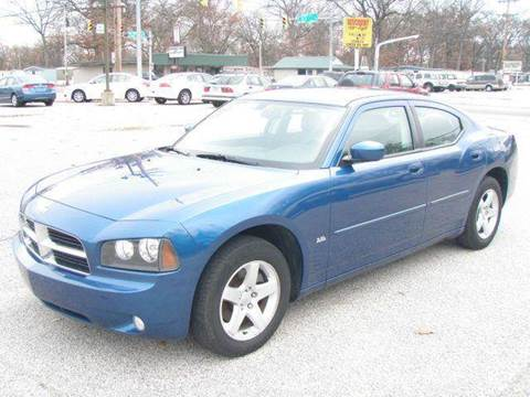 2010 Dodge Charger for sale at Autoworks in Mishawaka IN