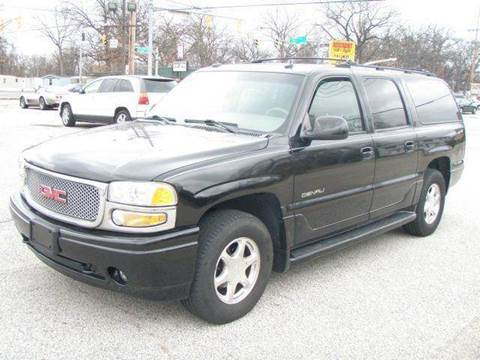 2003 GMC Yukon XL for sale at Autoworks in Mishawaka IN