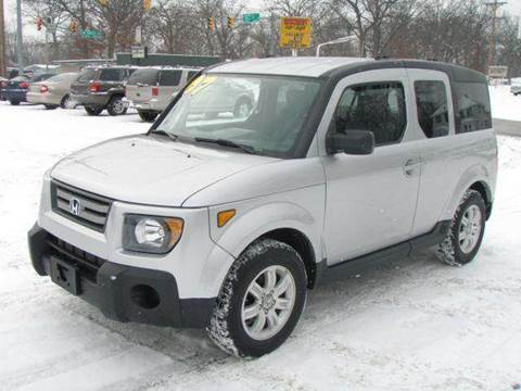 2007 Honda Element for sale at Autoworks in Mishawaka IN