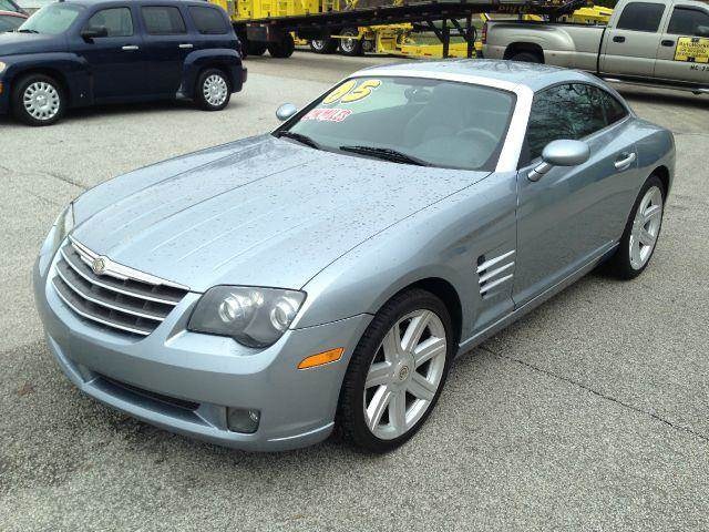 2005 Chrysler Crossfire for sale at Autoworks in Mishawaka IN