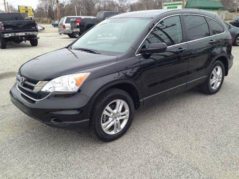 2011 Honda CR-V for sale at Autoworks in Mishawaka IN