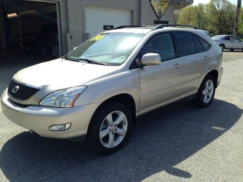 2006 Lexus RX 330 for sale at Autoworks in Mishawaka IN