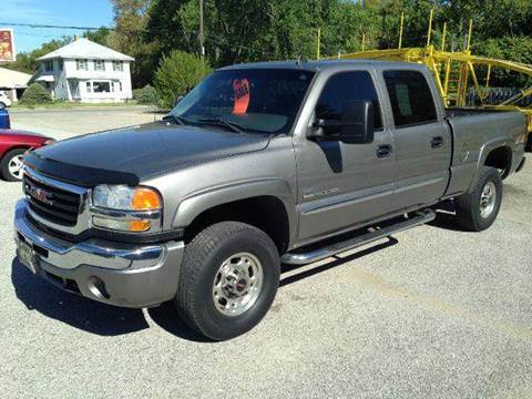 2006 GMC Sierra 2500 for sale at Autoworks in Mishawaka IN