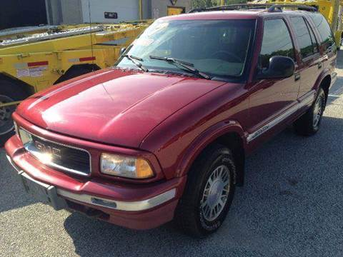 1997 GMC Jimmy for sale at Autoworks in Mishawaka IN