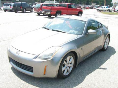 2003 Nissan 350Z for sale at Autoworks in Mishawaka IN