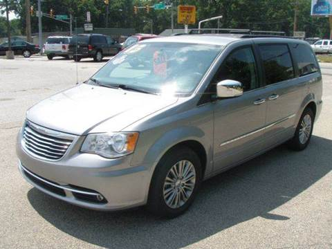 2013 Chrysler Town and Country for sale at Autoworks in Mishawaka IN