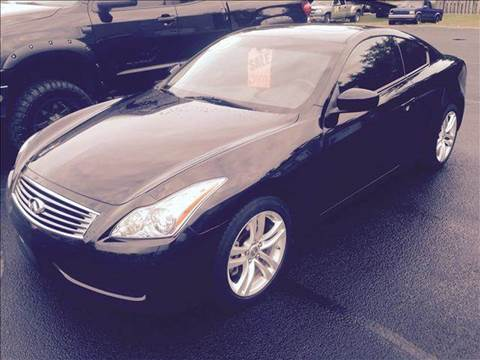 2010 Infiniti G37 Coupe for sale at Autoworks in Mishawaka IN