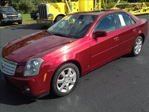 2006 Cadillac CTS for sale at Autoworks in Mishawaka IN