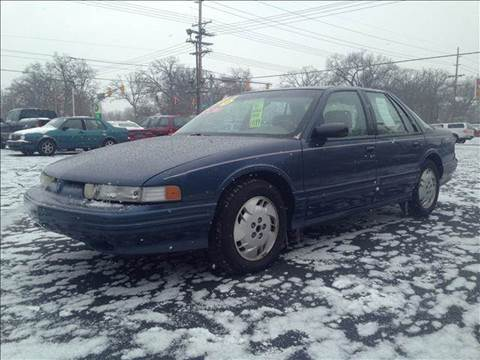 1996 Oldsmobile Cutlass Supreme for sale at Autoworks in Mishawaka IN