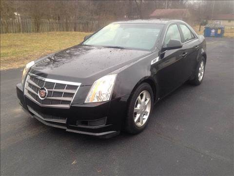 2009 Cadillac CTS for sale at Autoworks in Mishawaka IN