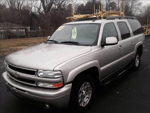 2005 Chevrolet Suburban for sale at Autoworks in Mishawaka IN