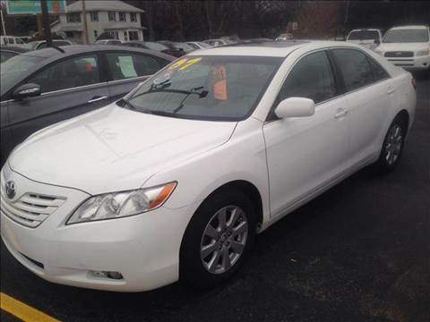 2007 Toyota Camry for sale at Autoworks in Mishawaka IN