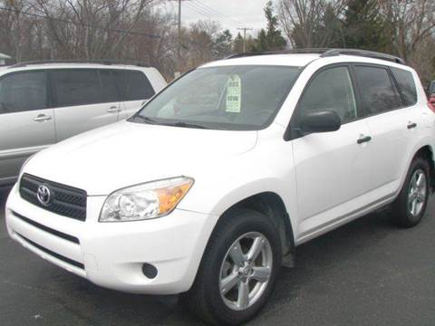 2008 Toyota RAV4 for sale at Autoworks in Mishawaka IN