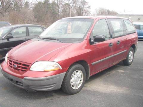 1999 Ford Windstar for sale at Autoworks in Mishawaka IN