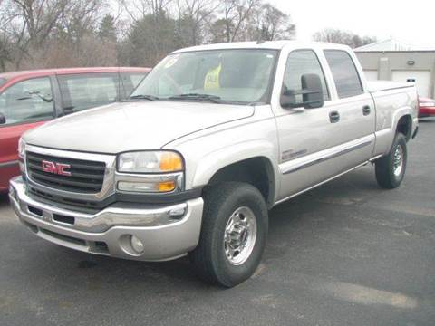 2006 GMC Sierra 2500HD for sale at Autoworks in Mishawaka IN