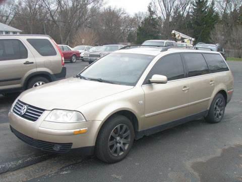 2003 Volkswagen Passat for sale at Autoworks in Mishawaka IN