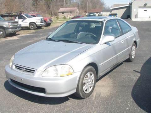 1997 Honda Civic for sale at Autoworks in Mishawaka IN