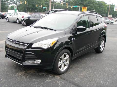2014 Ford Escape for sale at Autoworks in Mishawaka IN