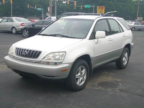 2001 Lexus RX 300 for sale at Autoworks in Mishawaka IN