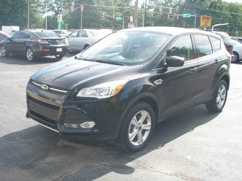 2013 Ford Escape for sale at Autoworks in Mishawaka IN